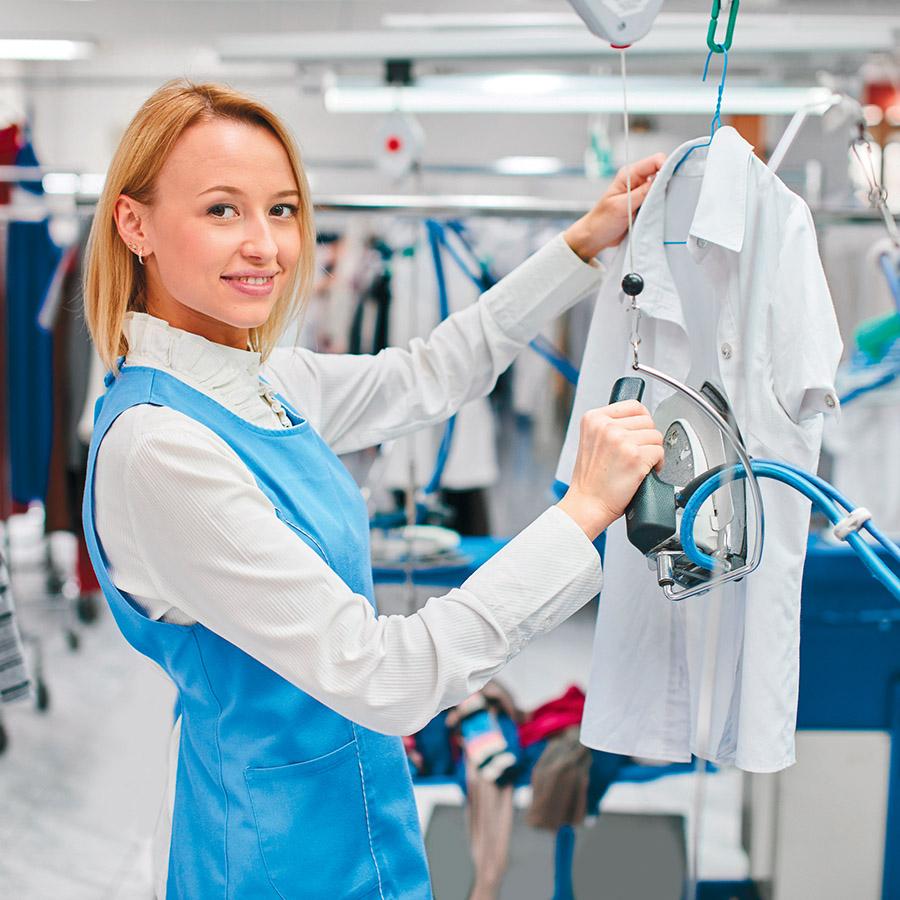 software lavanderie