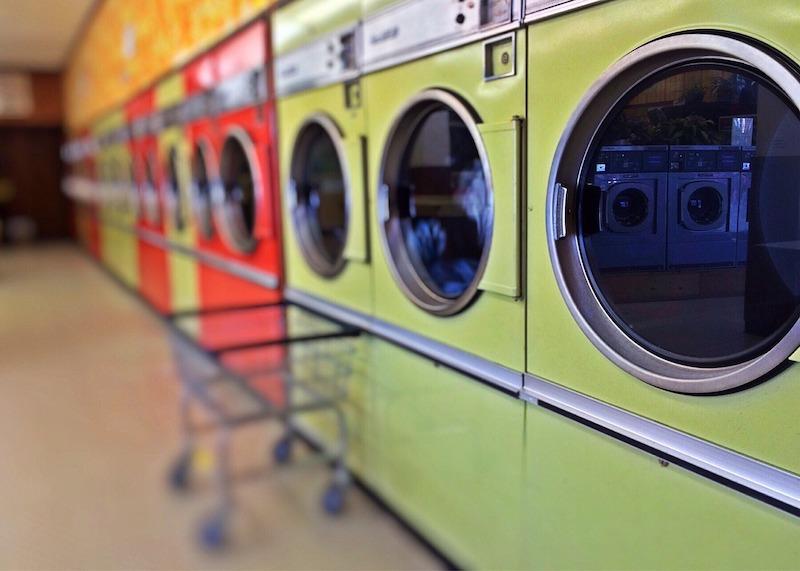 aprire una lavanderia a gettoni