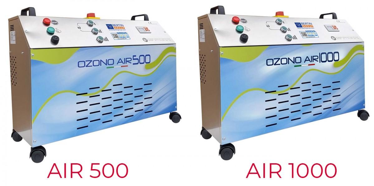 macchina ozono